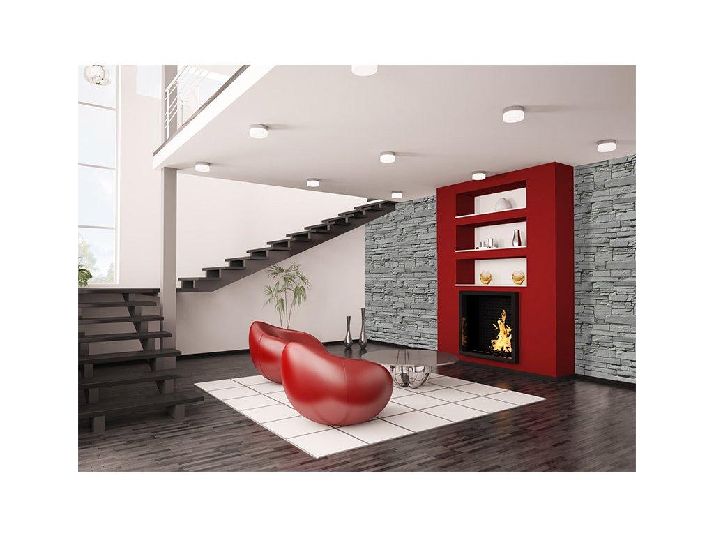 mrazuvzdorné obklady v designu kamene ISEO D2 natura 55x14,6