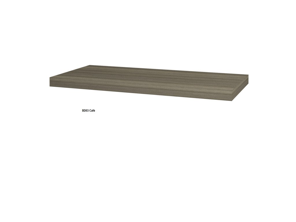 Dřevěná deska pod umyvadlo 60 - 200 cm