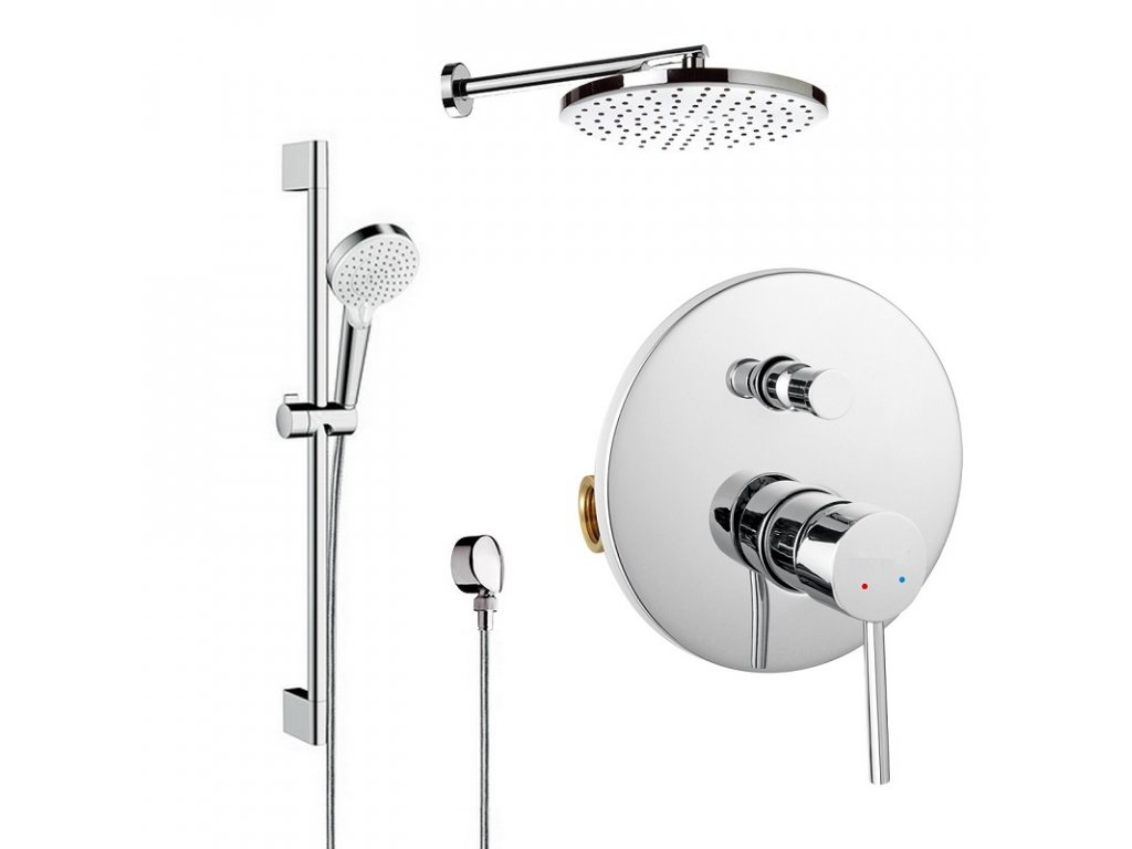 podomitkova sprchov baterie ecco