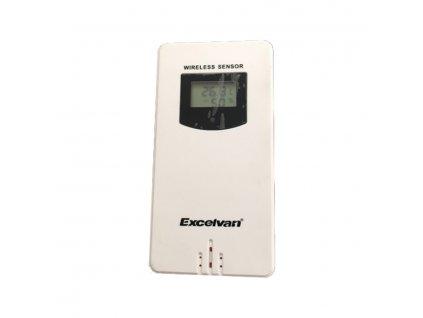 BRIGHT DIGITAL 80 - koupelnové zrcadlo s osvětlením , časem a ikonami počasí