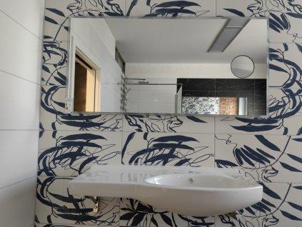 Keramické umyvadlo s odkládací plochou na pravé straně MARINE 930x500x175mm