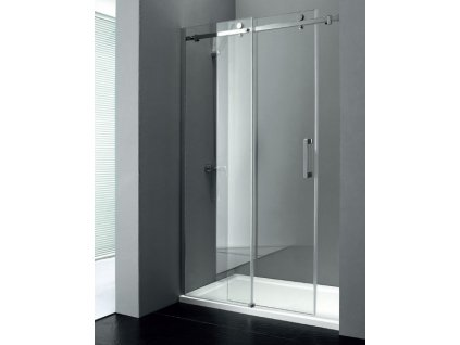 Sprchová zástěna posuvná do niky - vystavený vzor na prodejně