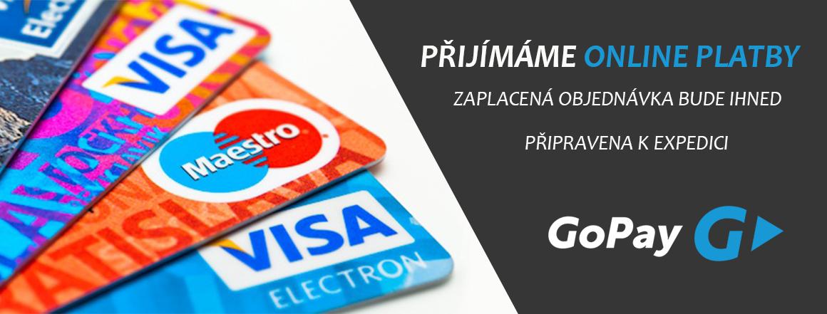 Online platby GoPay