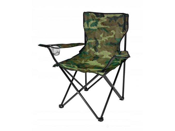 Kempingová rozkládací židle ARMY