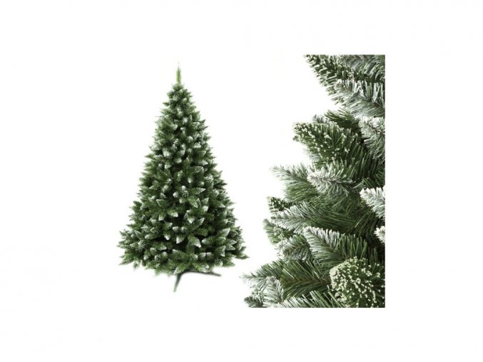 Vánoční stromek Jedle 150cm Luxury Diamond