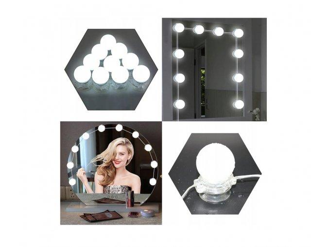 LED svetelná reťaz Light