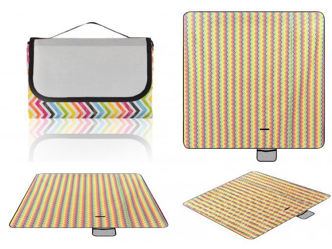 Pikniková deka 150x200cm Color