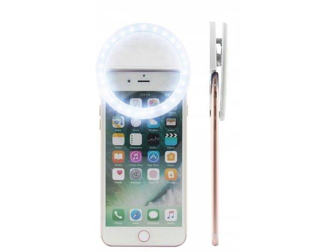 selfie lampa na telefon 1