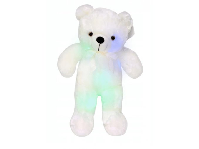 led plysovy medvedik(1)
