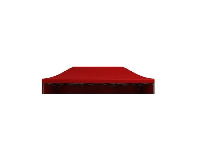 střecha k stanu červená 3x4,5 m SQ/HQ/EXQ