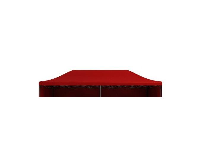 střecha k stanu červená 3x6 m SQ/HQ/EXQ