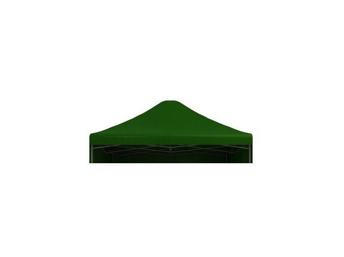střecha k stanu zelená 2,5 x 2,5 m SQ/HQ/EXQ