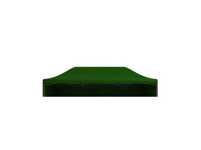 střecha k stanu zelená 3x4,5 m SQ/HQ/EXQ