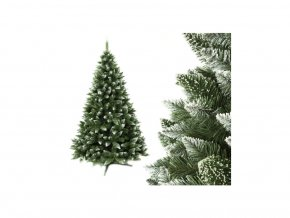 Vánoční stromek Jedle 220cm Luxury