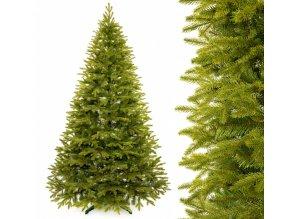 Vianočný stromček Smrek PE 220cm Royal 1