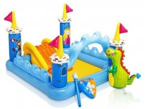 Detský bazén Castle INTEX