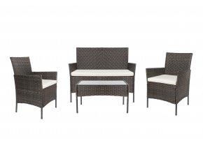 zostava ratanového nábytku