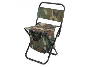 Kempingová židle rozkládací Green Outdoor