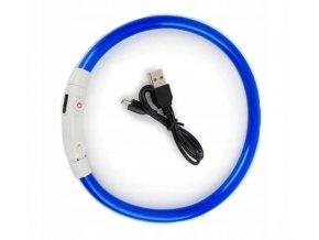USB LED obojok pre psa(1)