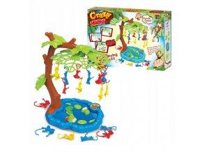 spolocenska hra crazy monkey(1)