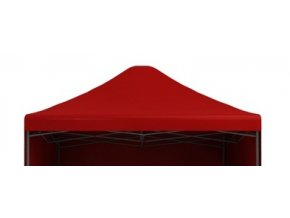 střecha k stanu červená 2,5 x 2,5 m SQ/HQ/EXQ