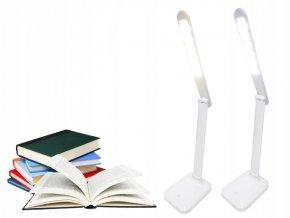 Stolní lampa LED USB - 3 režimy