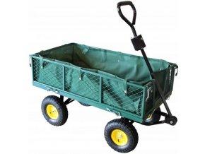 Zahradní vozík 300kg Garden Green