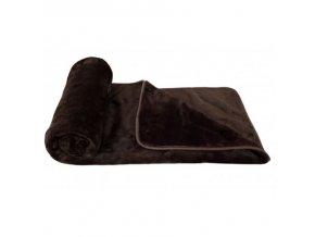 Deka pro psa 75x50cm Brown Aria