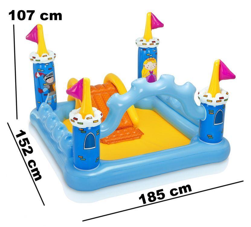 Dětský bazén Castle INTEX 3
