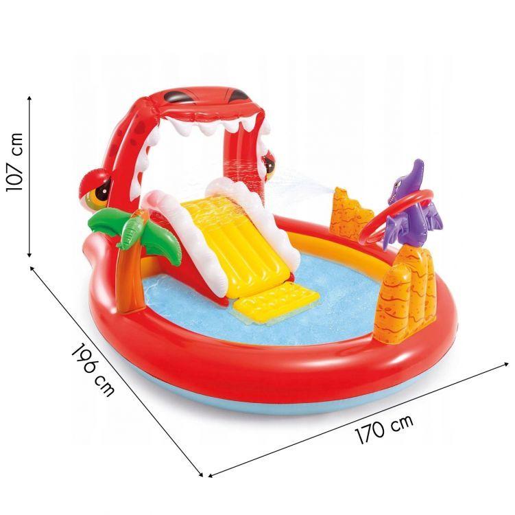 Dětský bazén Monster INTEX 4