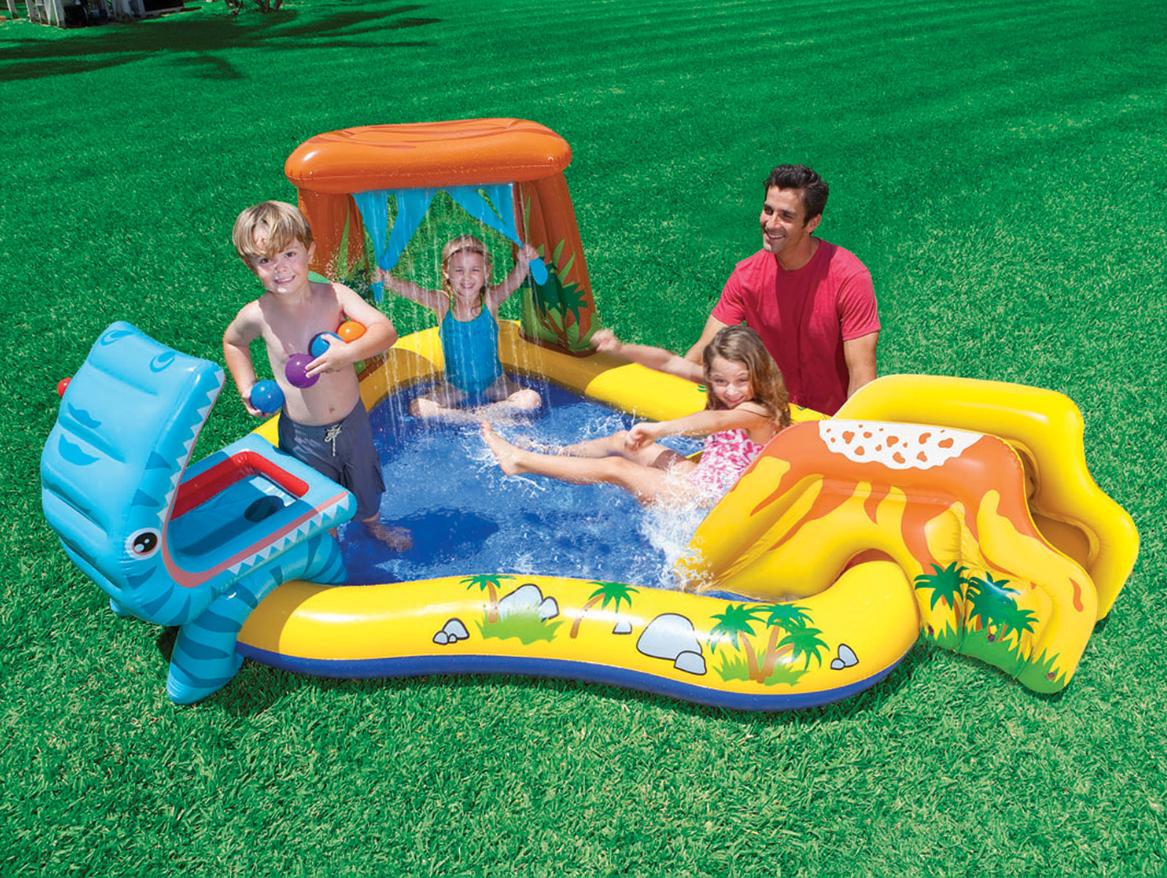 Dětský bazén Paradise INTEX 3