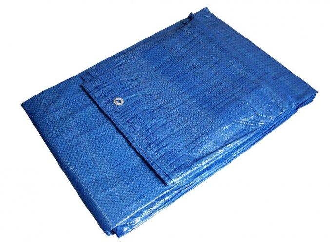 modrá plachta