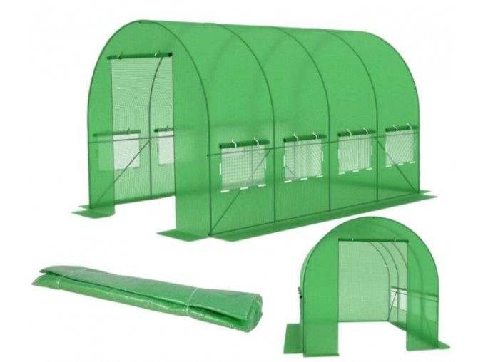 Fólia na fóliovník 2,5x4m s UV filtrom