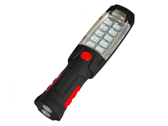LED lampa 10+6 SMD