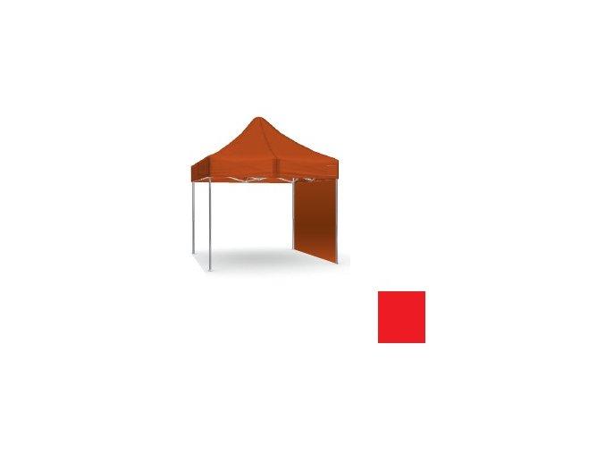 Plná stena červená 2,5x2,5 m SQ/HQ/EXQ