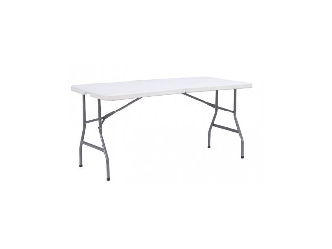 Rozkladací stolík 180 x 76 x 74