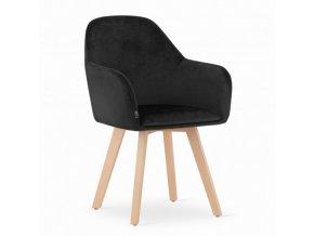 Jedálenská stolička Dark Fame