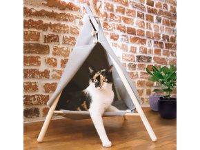 teepe stan pre mačky