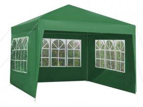 pol pl Pawilon ogrodowy 3 scianki 3x3m zielony P5506 12398 1
