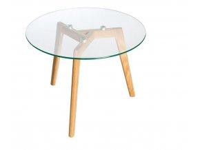 Konferenčný stolík škandinávsky štýl 60cm