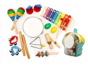 Sada hudobných nástrojov Virtuoso 10ks