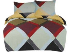 bavlnene obliecky patchwork color