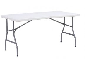 Rozkladací stolík 240 x 75 x 75