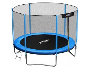 trampolina so sietkou schodmi(1 1)