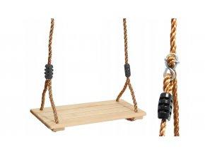 drevena hojdačka board