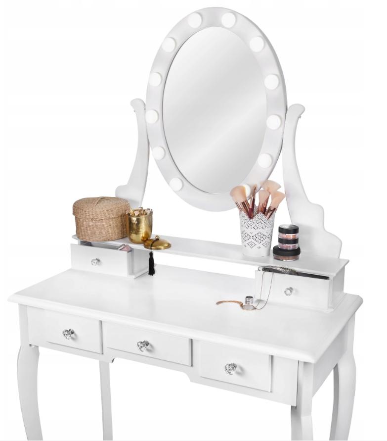 Toaletný stolík Queen