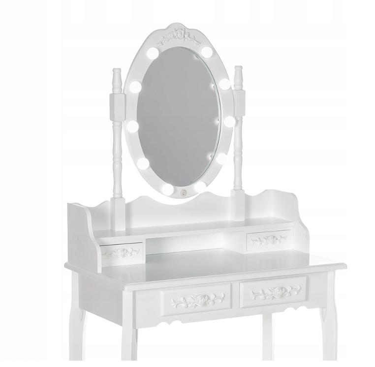 Toaletný stolík Lady