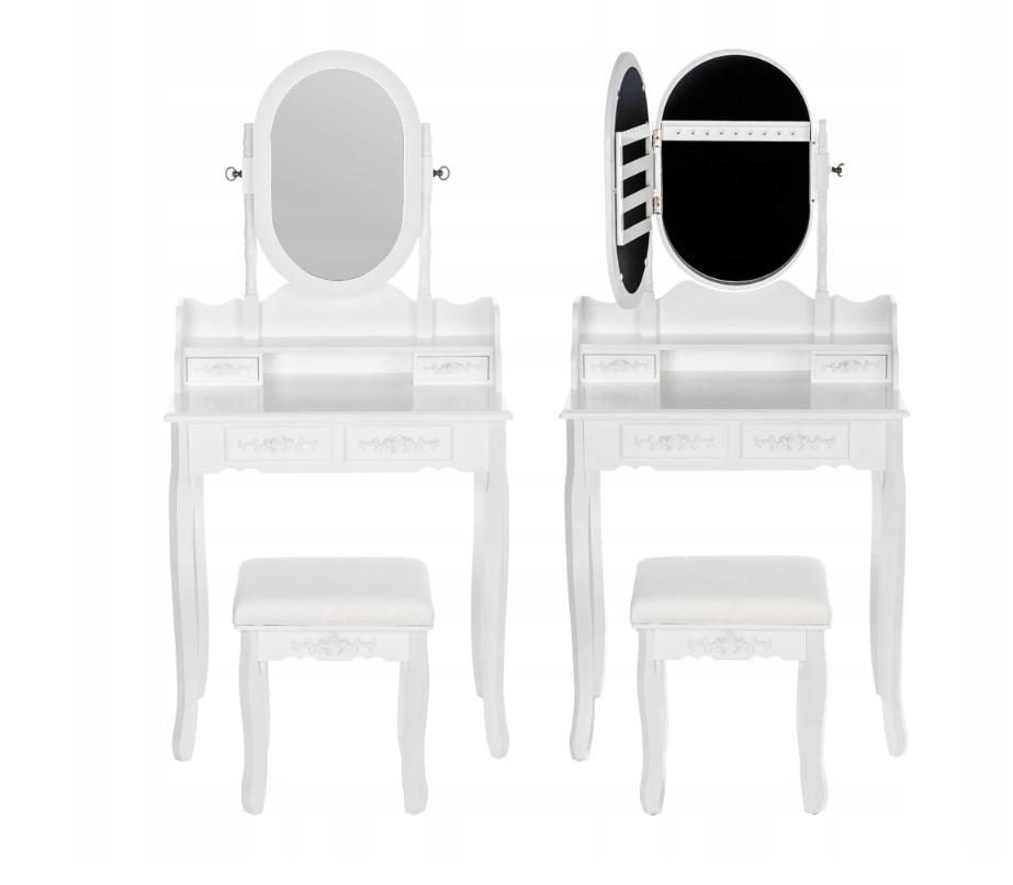 Toaletný stolík Milady