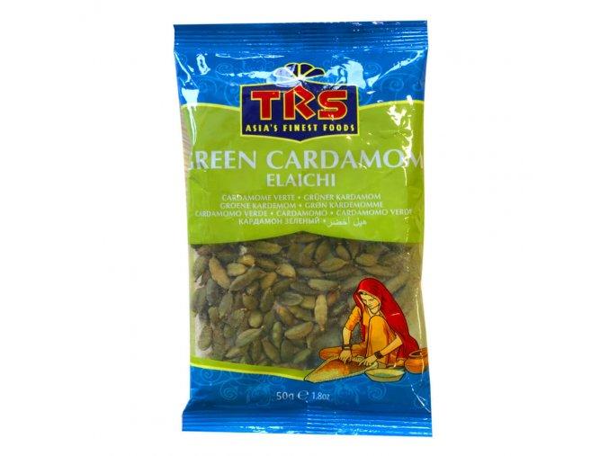 Trs green cardomoms elaichi 50g