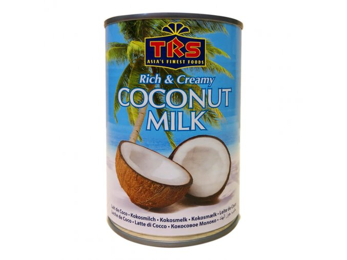 Trs coconut milk
